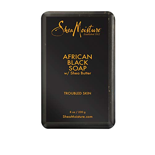 SheaMoisture African Black - Jabón