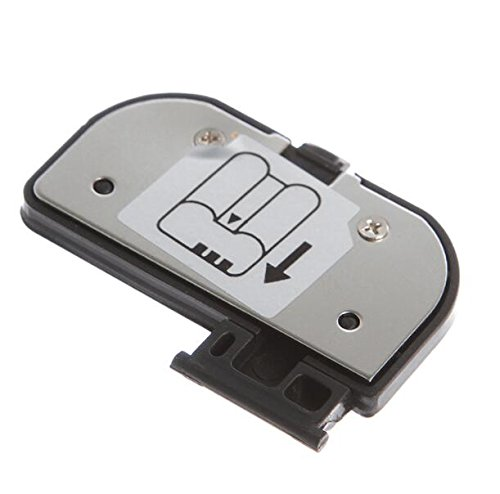 Hihouse Ersatz Batterie Tür Batterie Abdeckung Fall Batterie Deckel Batterie Kappe Für Nikon D600 D610 D7000 D7100