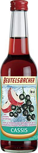 Beutelsbacher Bio Cassis Schorle (2 x 330 ml)