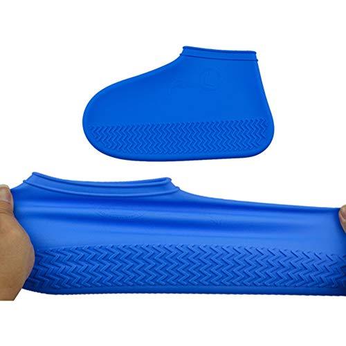 WensMPIG herbruikbare schoenen zijn waterdichte siliconenschoenen beschermers voor binnen en buiten.