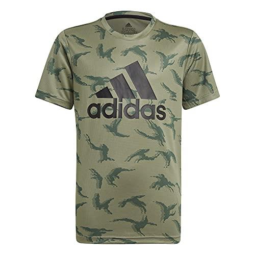 adidas B Camo T Camiseta Niños