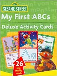My First ABCs Deluxe Activity Cards