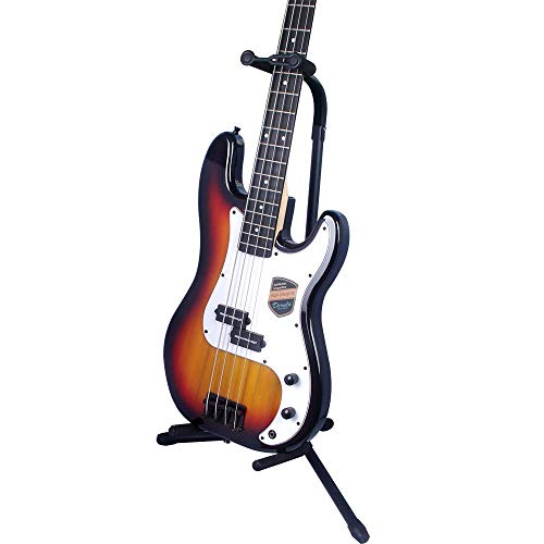 Ducomi Soporte de Guitarra Ajustable - Soporte de Guitarra Plegable - Marco...
