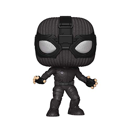 Funko- Pop Vinyl Far from Home: Spider-Man (Stealth Suit) Figura Coleccionable, Multicolor, Estándar (39208)