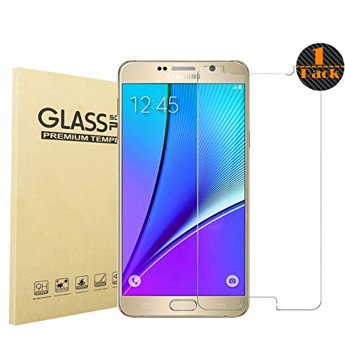 RUIST Protector de Pantalla Samsung Galaxy S5,Ultrafino 9H Dureza [Alta Sensible] Vidrio Templado [Alta Definición] Sin Burbujas Protector Cristal Templado para Samsung Galaxy S5