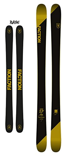Faction Men's Candide 2.0 2017/2018 Downhill Skis - Flat Ski Only
