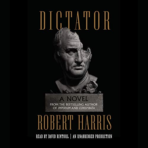 Dictator Audiobook By Robert Harris cover art