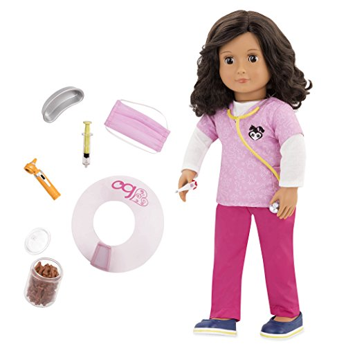 Our Generation BD31161 Paloma Specialty Doll, Various, 46 cm
