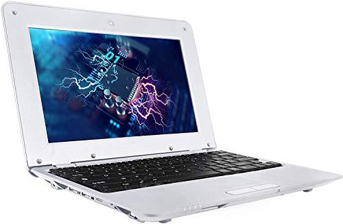 ANITECH® Netbook Laptop Ultrabook Android 4.2HDMI (wifi-sd-mmc), Laptop Notebook Tasche + Maus + anzupassen + SD Karte + Kartenleser (5PCS Zubehör) weiß weiß 10 inches