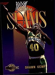 1994-95 SkyBox Premium #307 Shawn Kemp SSL NBA Basketball Trading Card