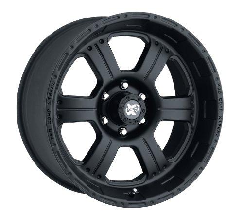 "Pro Comp Alloys Series 89 Wheel with Flat Black Finish (17x8""/5x114.3mm)"