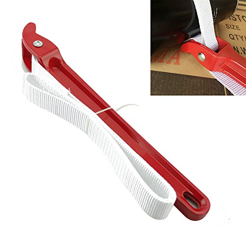 Soldmore7 Bandschlüssel, Verstellbarer Kautschukbandschlüssel, Glasdeckel festziehen, Sanitärwerkzeug lösen, Universal-Ölfilter-Schraubenschlüssel-Entfernungswerkzeug