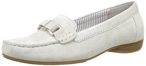 Gabor Shoes 44.211 Damen Mokassin ,Beige (13 marmor/puder) ,38 EU