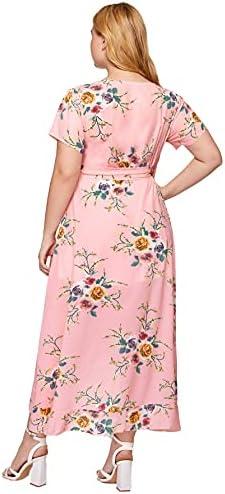 Bright pink bridesmaid dresses _image1