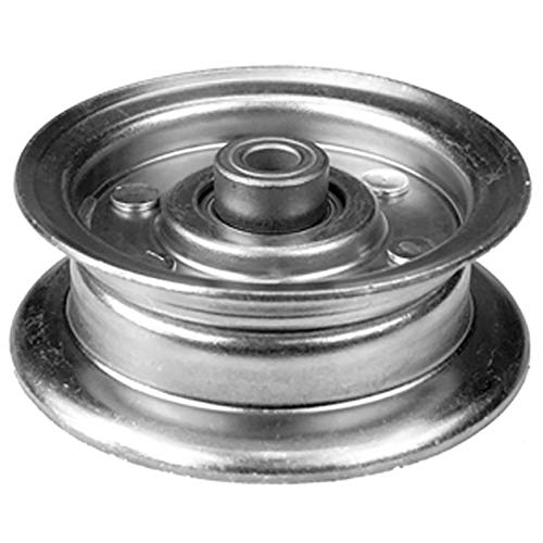 Sears Craftsman Riding Mower Flat Idler Pulley Replaces 532177968