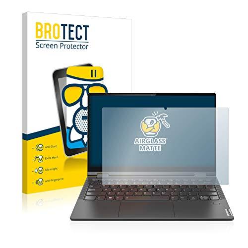 BROTECT Entspiegelungs-Panzerglasfolie kompatibel mit Lenovo Yoga C640 - Anti-Reflex Panzerglas Schutz-Folie Matt
