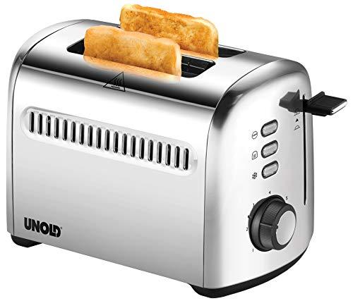 Unold 38326 Dual Toaster 2 Slots Retro