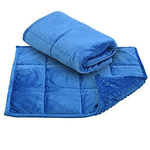 """Little Chubby One Weighted Lap Pad - Heavy Blanket - 3 Lbs - 19"""" x 22"""""""
