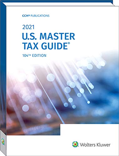 U.S. Master Tax Guide® (2021)