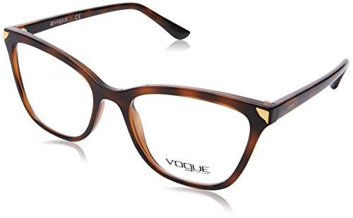 Vogue 0Vo5206, Monturas de Gafas para Mujer, Multicolor (Top Havana/Light Brown), 51