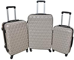 Save 45% on New Travel luggage 3 Pieces
