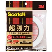 ( お徳用 50セット ) スリーエム 3M プレミアゴールドスーパー SPS-12 12mm×4m