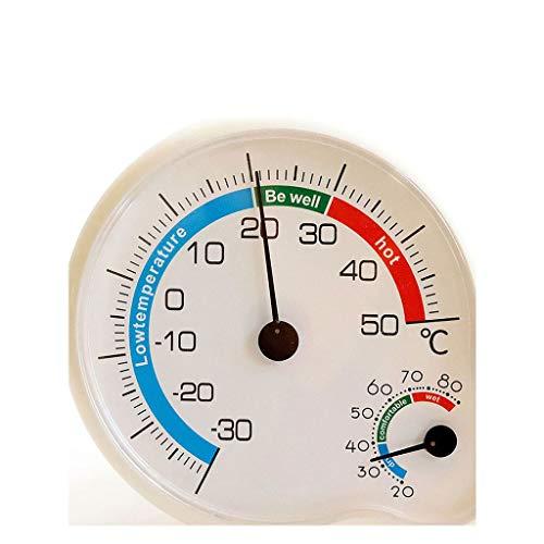 WPL Thermomètre Thermomètre électronique Thermomètre et hygromètre thermomètre hygromètre intérieur Chambre bébé Température Compteur de précision Creative Meter Température Higrómetro