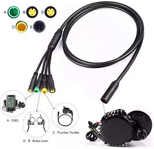 Para Octágono 1T4 Arnés Cable, Centro Motor Partes Adaptador ...