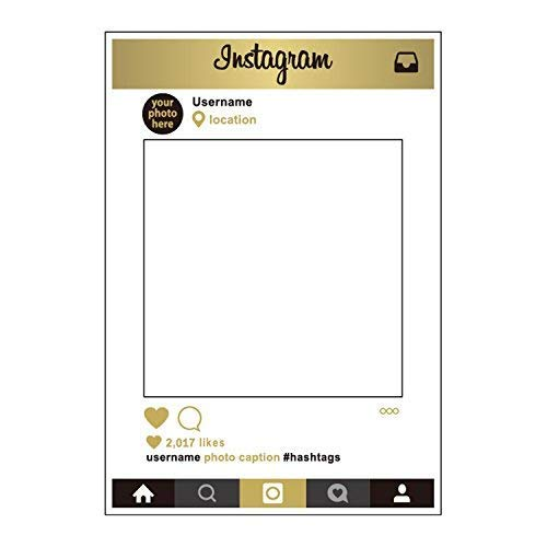Instagram Frame: Amazon co uk