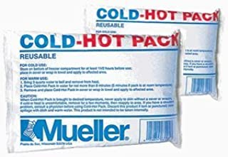 Mueller Reusable Cold / Hot Pack, Regular 6 x 9 (12/CS) by Mueller Braces by Mueller Braces: Amazon.es: Deportes y aire libre