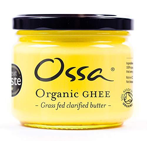 Ossa Bio Ghee | Von britischen grasbewachsenen Kühen | 256 g x 1 | Parent (1)