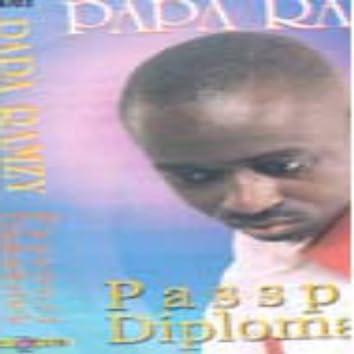Passport diplomatick
