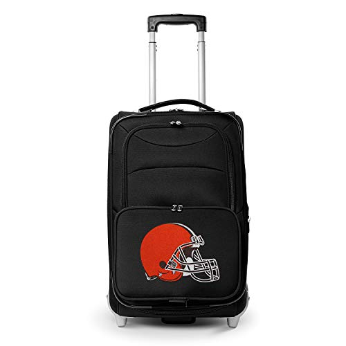 Denco NFL Cleveland Browns 21-inch Carry-On Luggage