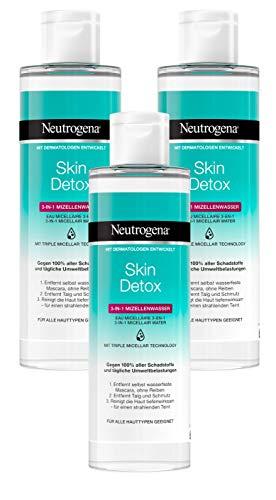 NEUTROGENA Skin Detox 3-in-1 Mizellenwasser