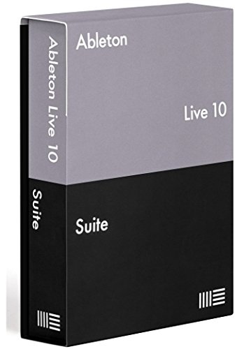 Ableton LIVE 10 SUITE EDU Musikproduktionssoftware