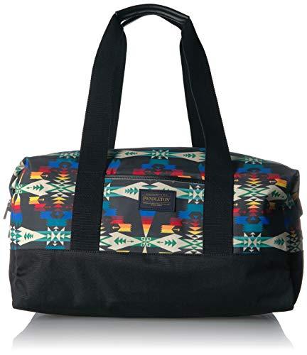 Pendleton Men's Canopy Canvas Weekender Duffle Bag, tucson black, ONE SIZE