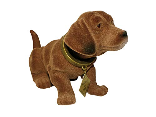 Formula 563017Pequeño perro con cabeza tambaleante Dackel, 17cm