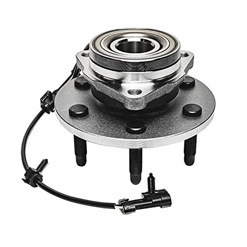 02 chevy silverado wheel bearing - 4