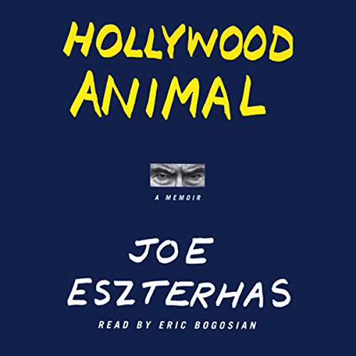 Hollywood Animal audiobook cover art