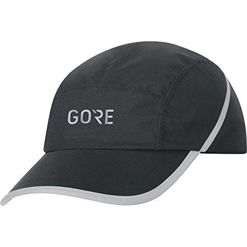 GORE Wear Winddichte Herren Bike-Kappe, M GORE WINDSTOPPER Cap, Größe: ONE, Farbe: Schwarz, 100341