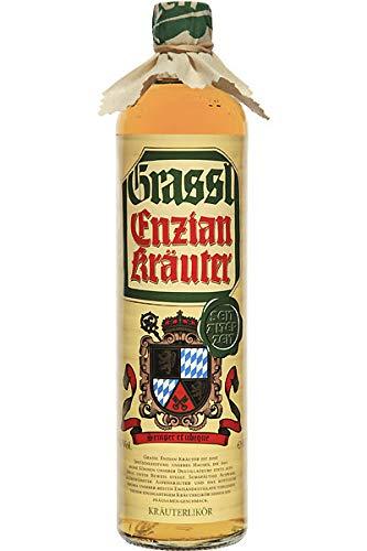 Grassl Enzian Kräuter-Likör 0,7 L