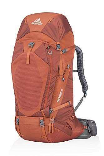 Gregory Herren Baltoro 75 SM Backpack, Ferrous orange