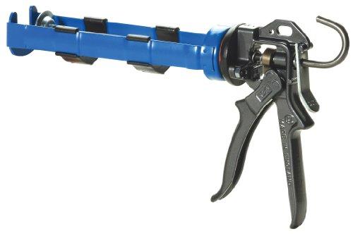 COX 41004-2T Ascot 10.3-Ounce Cartridge Rotating Cradle Manual Caulk Gun