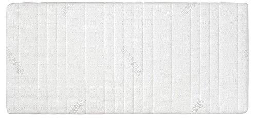 VitaSan Kaltschaummatratze, Weiß, 100 x 190 cm