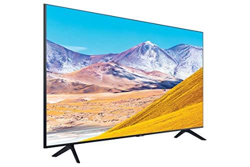 "Samsung TV UE50TU8070UXZT Smart TV 50"" Serie TU8070, Crystal UHD 4K, Wi-Fi, 2020, Nero"