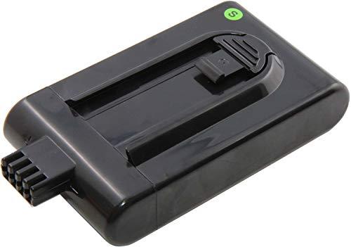 Mitsuru® 1500 mAh Li-Ion 21,6 V Akku Batterie kompatibel mit Dyson DC16 / BP-01 / DC12 / D12 / 912433-03 / 912433-04 ersetzt Dyson 912433-01 912433-03 912433-04