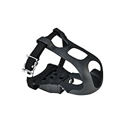 SUNLITE ATB LARGE TOE CLIPS AND STRAPS--ONE PAIR