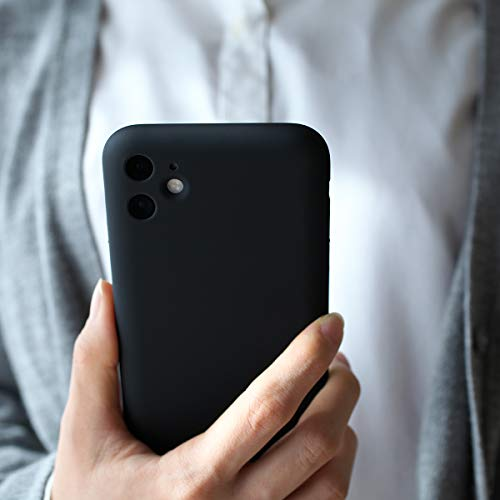 MYNUSiPhone11CASE(マットブラック)