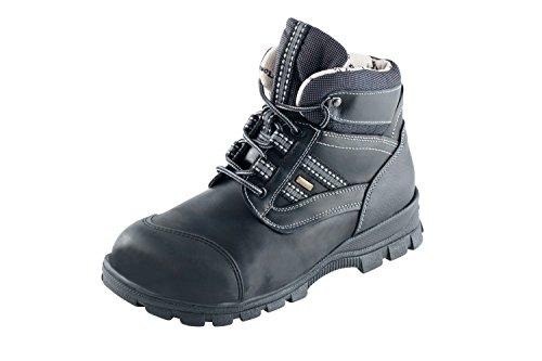 Euro-Dan Walki Soft laarzen met Euro-Tex membraan, zwart S3+SRC