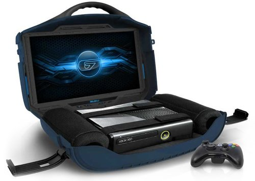 GAEMS Vanguard Personal Gaming Environment (Xbox 360/ PS3 Not included) by GAEMS